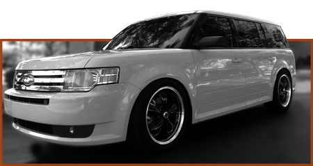 Spacers Offset Who Has Experience Ford Flex Forum